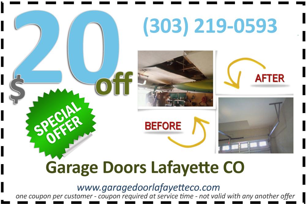 Garage Door Lafayette Co Panels Repair Lafayette Colorado